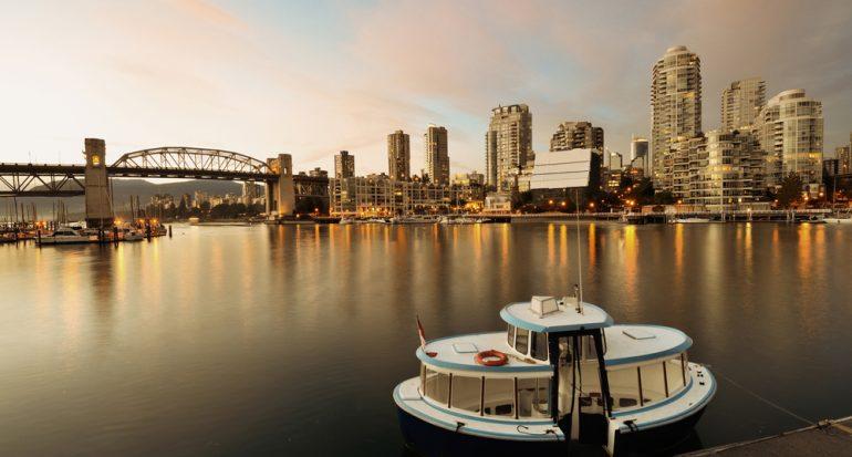 Apasionante viaje por Vancouver al estilo ?Fifty Shades?