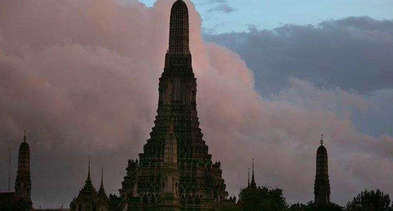 Aprovecha la lluvia en Tailandia