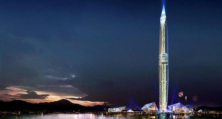 """Aquí se construirá la primer """"torre invisible"""" del planeta"""