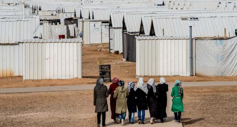 Así ayuda Malala a niñas refugiadas a tener una educación