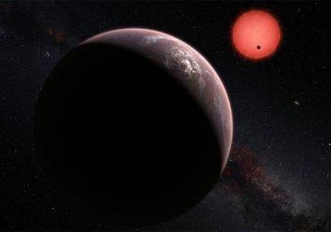 Así podría ser el trío planetario recién descubierto