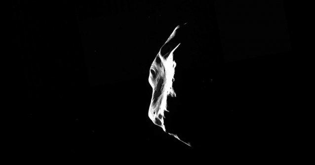 Asteroide a la vista