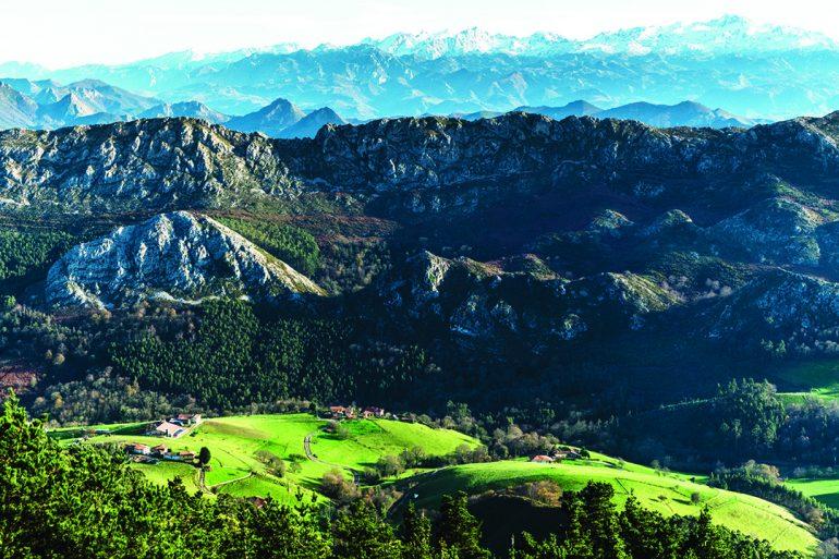 Asturias: Los senderos del litoral