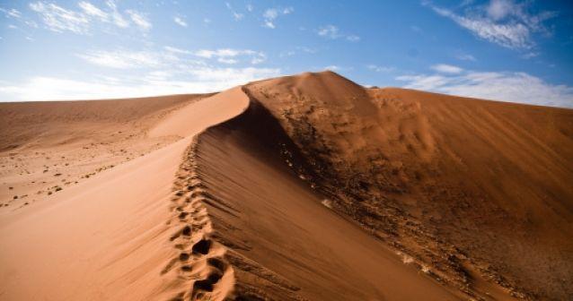 Ayer y Hoy | Sperrgebiet: desierto de Namibia