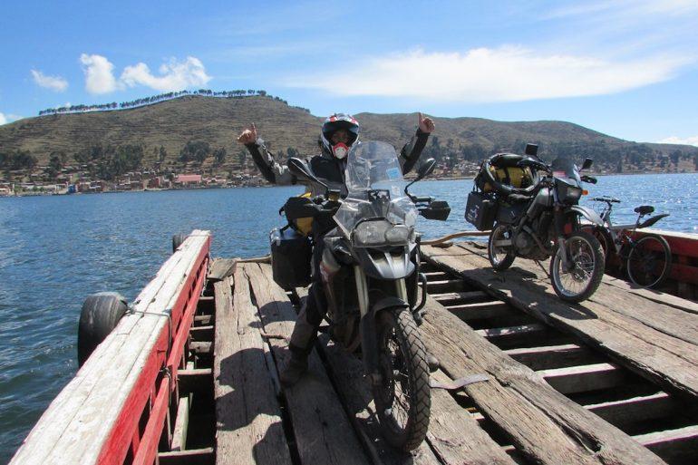BLOG EN MOTO | Perdidos en La Paz