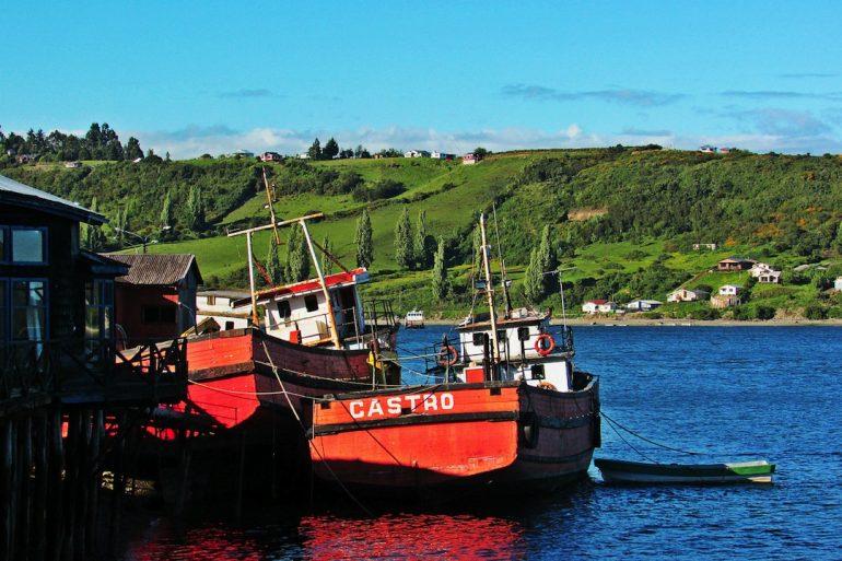 BLOG EN MOTO | Surcando los mares del sur de Chile