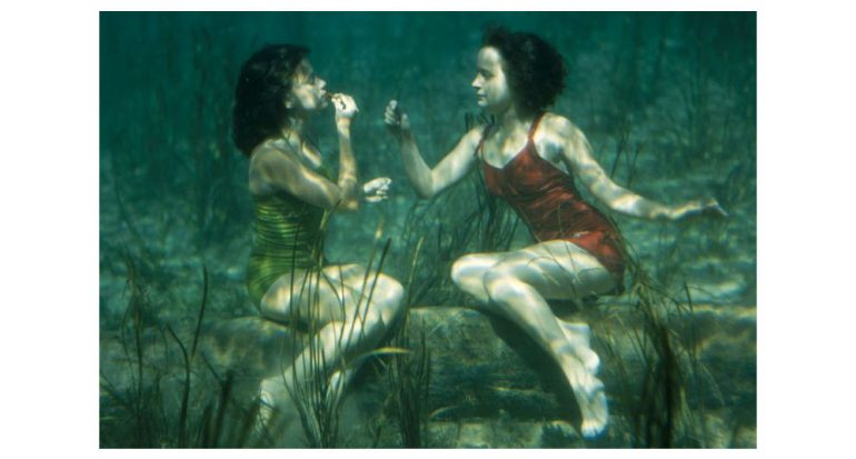 Bajo el agua: Fotos de los primeros tiempos de la exploración submarina
