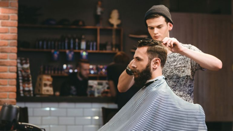 Barberías: un placer hipster
