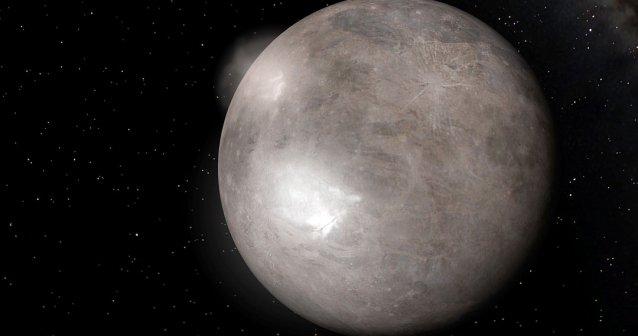 Bautizadas las lunas de Plutón