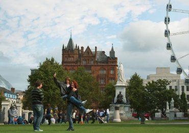 Belfast de vuelta