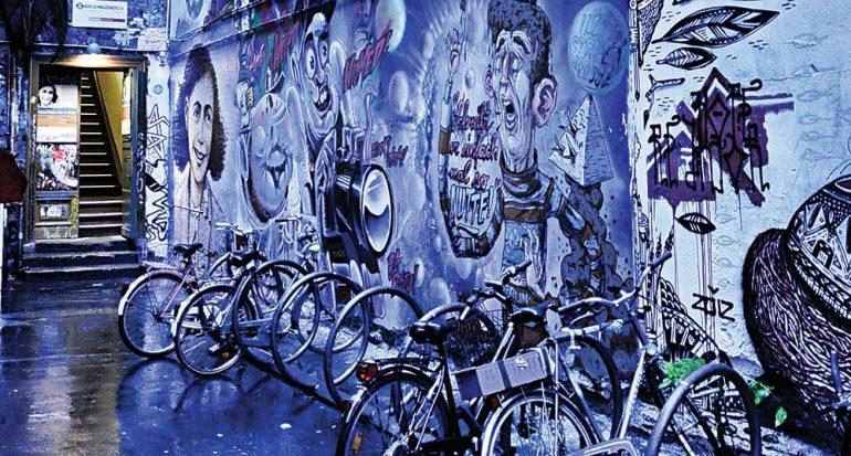 Berlín; la belleza de la imperfección