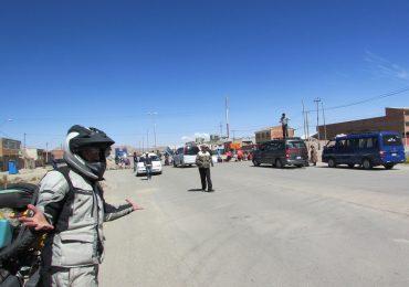 Blog en moto | El escape de Oruro