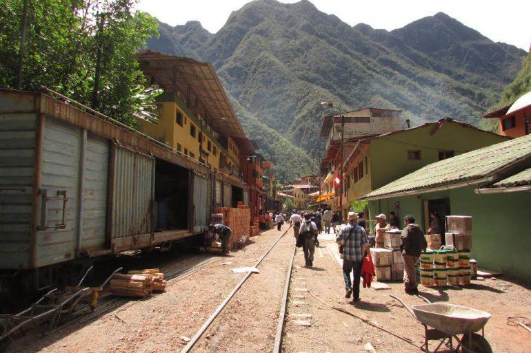 Blog en moto | Tocando Machu Picchu