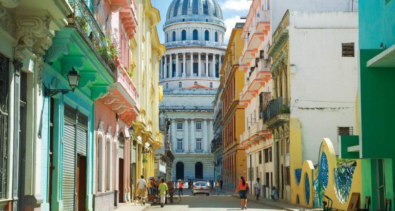 Boom turístico en Cuba