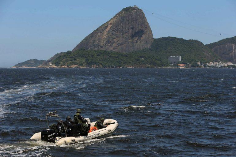 Brasil causa agobio por cielo mar y tierra