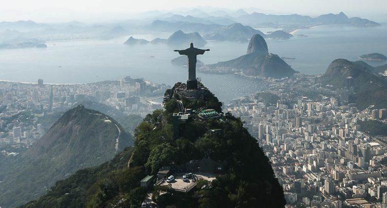 Brasil te dará muchas opciones de hospedaje