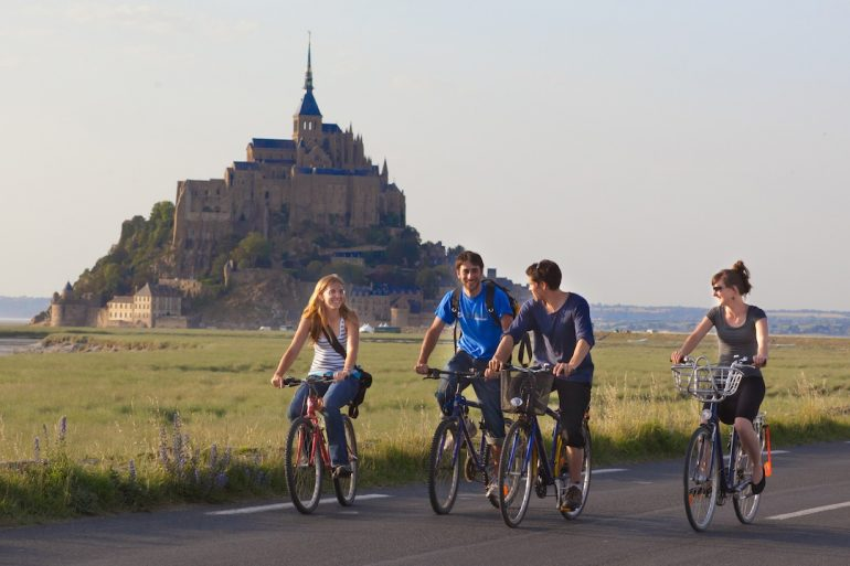 Bretaña en bicicleta