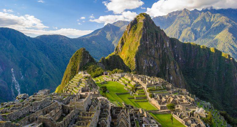 Buscan modernizar Machu Picchu