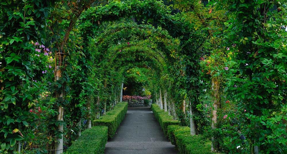 Butchart gardens los jardines bot nicos m s bellos del for Los jardines del califa