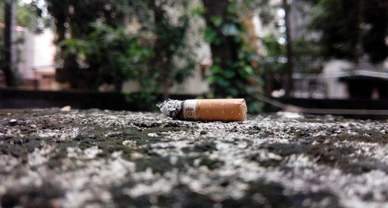 Cómo afecta el consumo de tabaco al ambiente