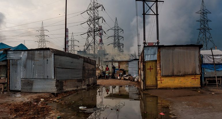 Cómo el carbón aviva la insurgencia en India
