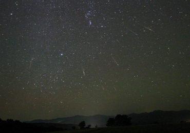 Cómo ver la lluvia de estrellas Oriónidas
