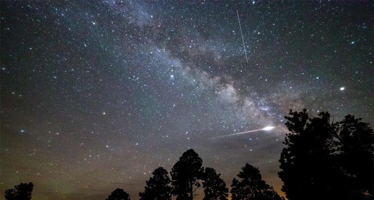 Cómo ver la lluvia de meteoros Eta Acuáridas