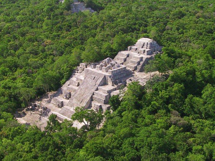 Calakmul entra a la lista de Patrimonio Mundial de la UNESCO