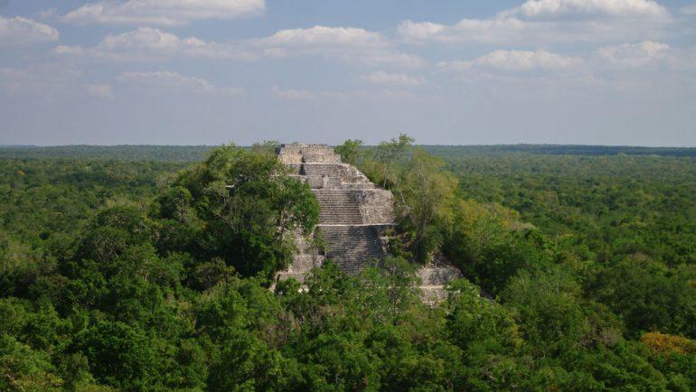 Calakmul es un tesoro maya