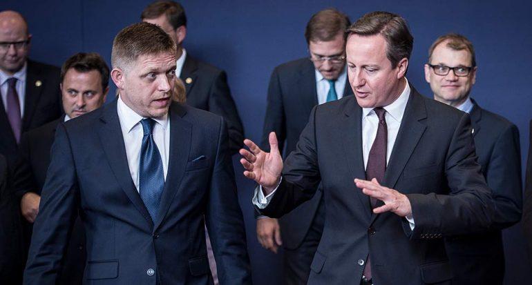 Cameron da la espalda a víctimas de la guerra civil