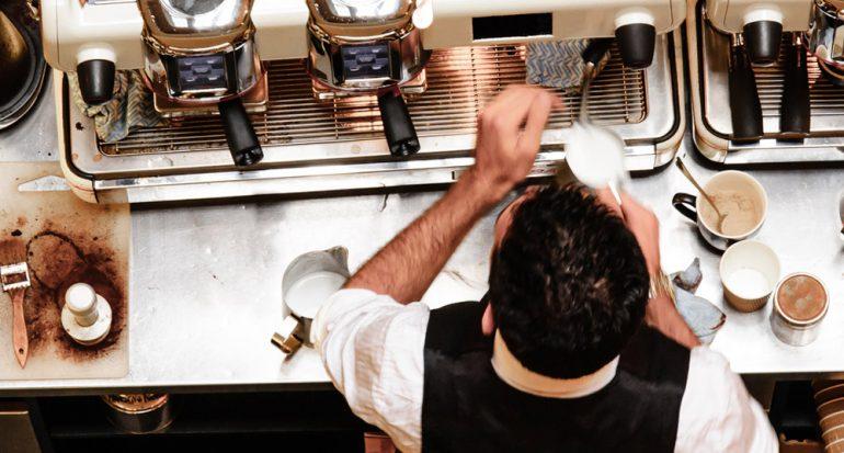 Campeonato mundial de baristas en Dublín
