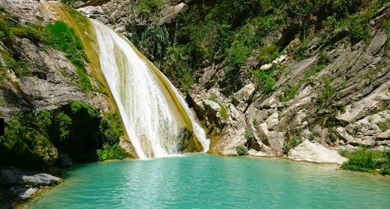 Cascadas de San Agustín Ahuehuetla