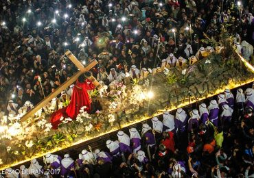 Celebración de Semana Santa y Pascua en Guatemala