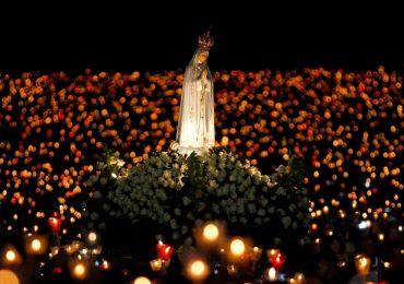Celebran 100 años de las apariciones de la Virgen de Fátima