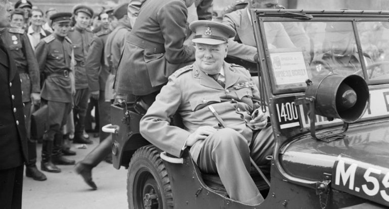 Churchill en su 50 aniversario luctuoso