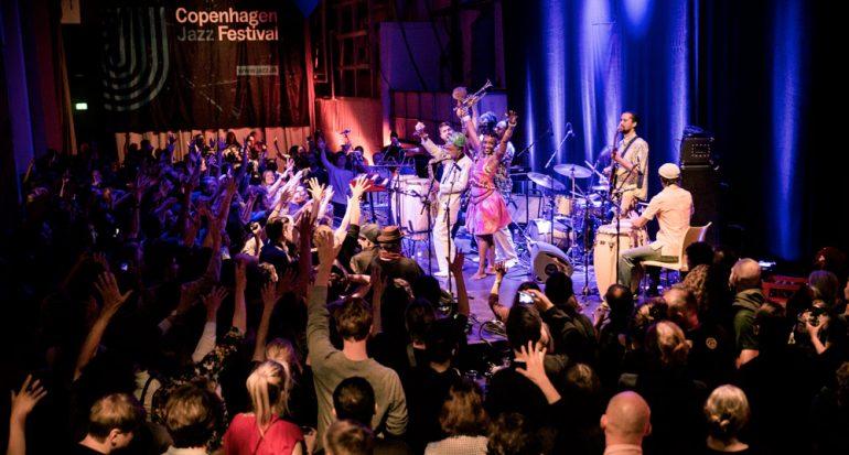 Cientos de conciertos de jazz en Dinamarca en febrero