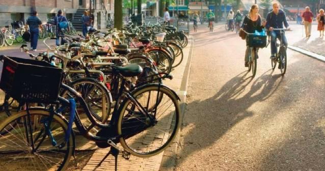 Ciudades para andar en bici