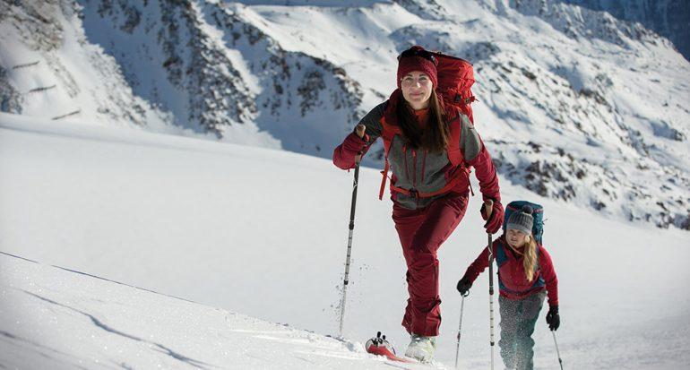 Comodidad para esquiar
