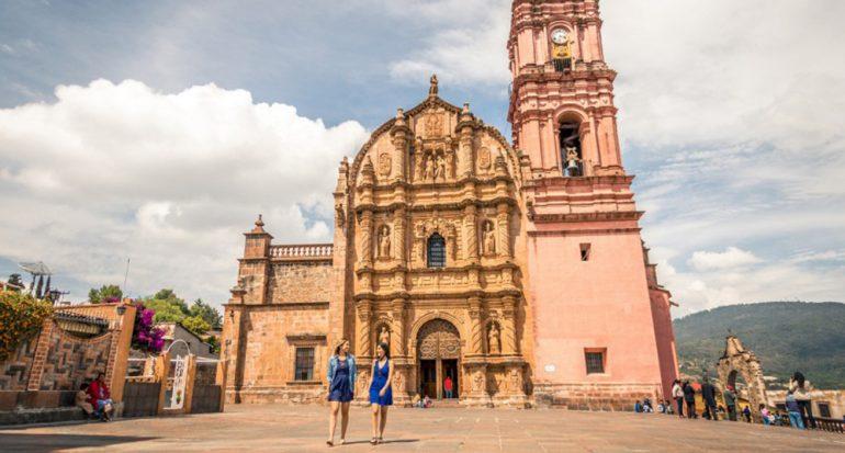 Conoce 5 pueblos mágicos en Michoacán