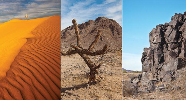 Conoce el mayor desierto de Norteamérica