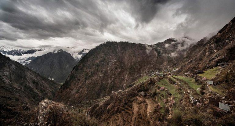 Conoce las aldeas himalayas donde cultivan cannabis