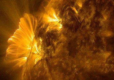 Conoce más sobre las erupciones solares