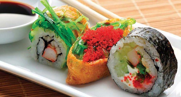 Conoce todo sobre el sushi