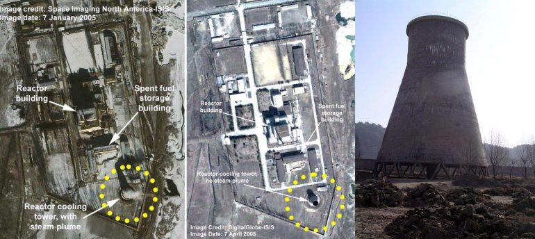 Corea suspende pruebas nucleares