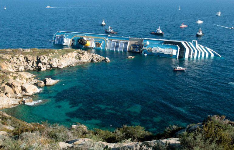 Costa Concordia ¿Otro desastre ambiental?