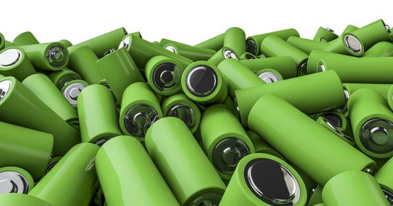 Crean una pila biodegradable hecha de papel