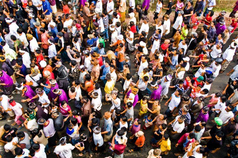 Crecimiento demográfico extremo