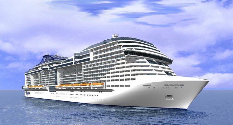 Crucero por el Mediterráneo occidental