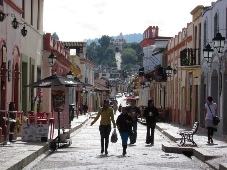 Cuarta parte: De San Cristobal hasta Antigua