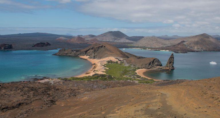 Cuarto día en las Islas Galápagos